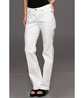 Dockers Misses - Five Pocket Bootcut Denim in Paper White