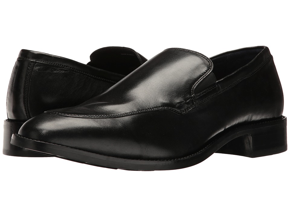 Cole Haan Lenox Hill Venetian (Black Nappa Leather) Men's...