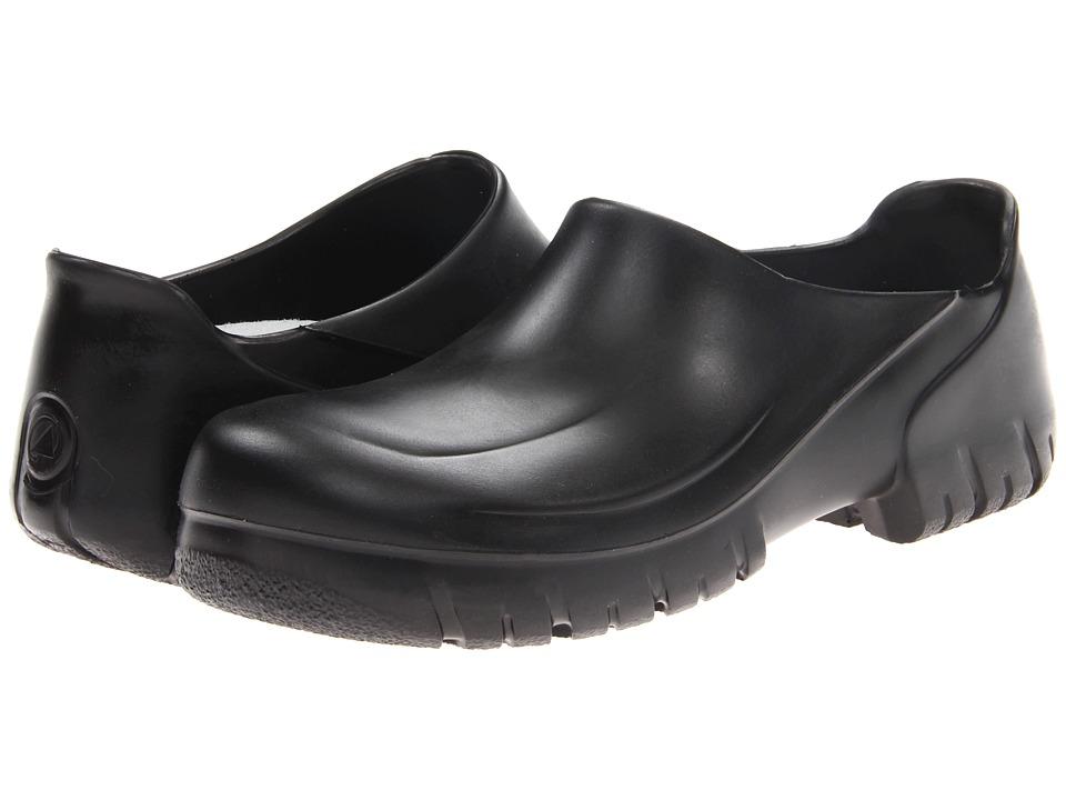 Birkenstock A-640 Steel Toe by Birkenstock (Black) Shoes