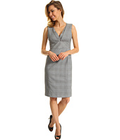 Anne Klein - Glen Plaid Sheath Dress