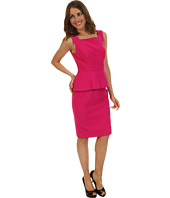 Anne Klein - Peplum Sheath Dress