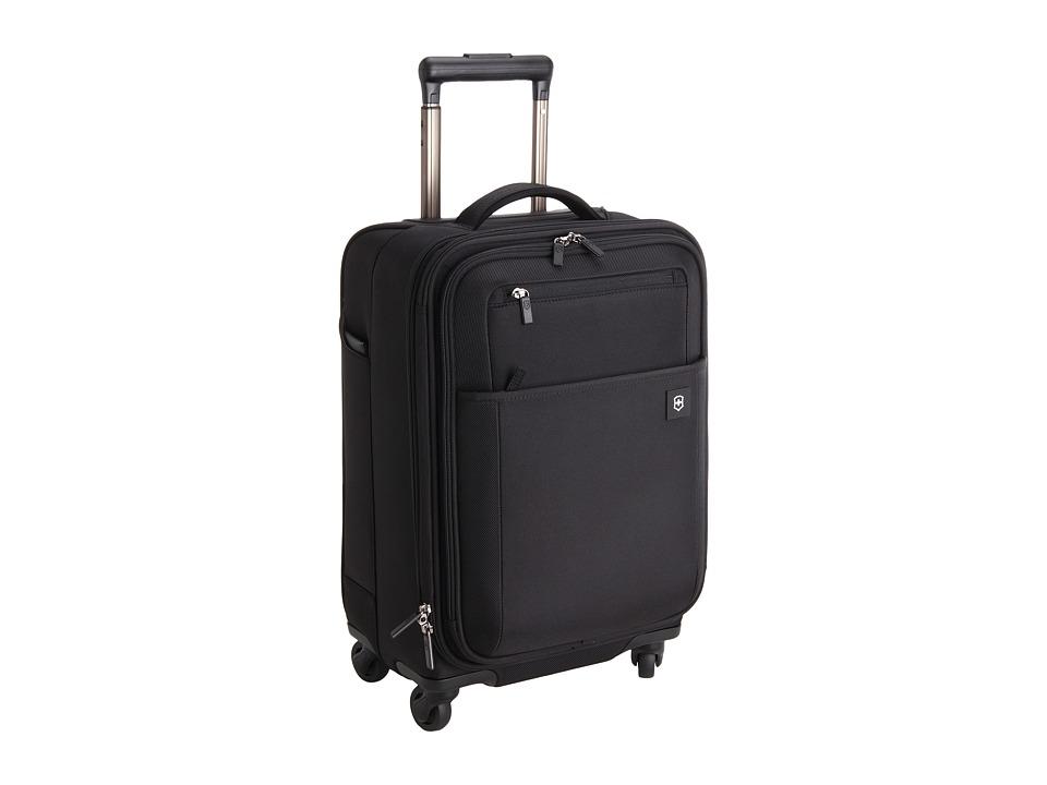 Victorinox - Avolve 2.0 - 20 Expandable Wheeled Carry-on (Black) Luggage