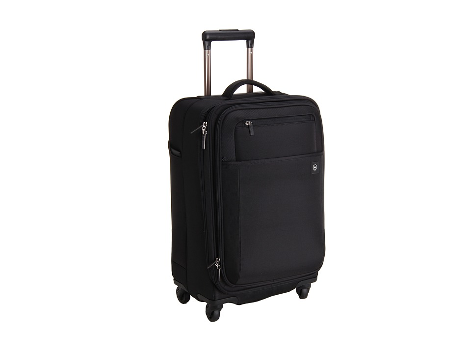 Victorinox - Avolve 2.0 - 22 Expandable Wheeled Carry-on (Black) Luggage
