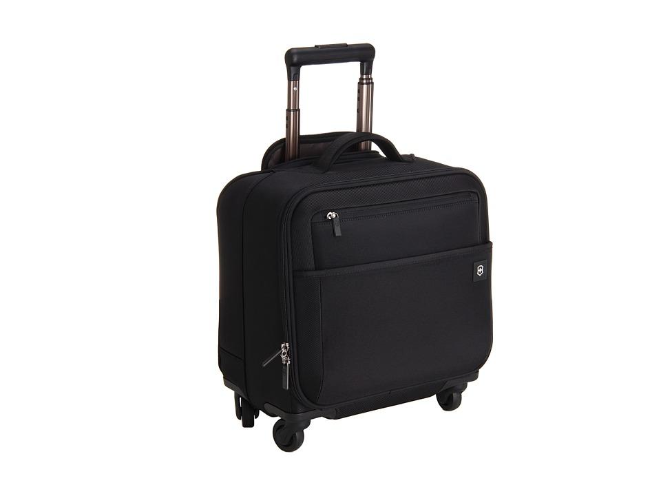 Victorinox - Avolve 2.0 - Wheeled Boarding Tote (Black) Luggage