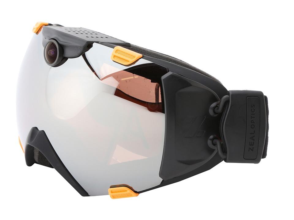 Zeal Optics Base HD Camera Blaze Optimum Lens W/Metal Mirror Goggles