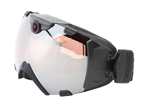 Zeal Optics Base HD Camera - Black + Optimum Lens W/Metal Mirror