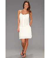 Michael Stars - Alexis Textured Linen Crochet Cami Dress