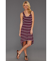 Michael Stars - Hampton Stripe Racer Back Tank Dress