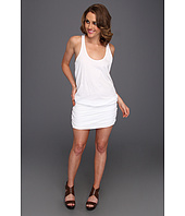 Michael Stars - Jersey Knit Shirred Mini Dress