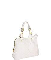 Betsey Johnson - Be My One And Only Later Dome Satchel