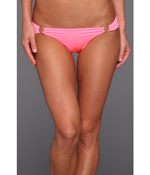 Cheap Vitamin A Gold Swimwear Cosmo Cinch Back Bottom Pamplemousse