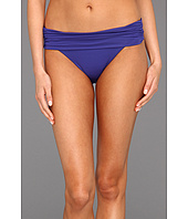 Vitamin A Gold Swimwear - Convertible Waist Full Coverage Bottom