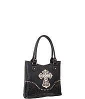 Nocona - Ostrich Cross Shoulder Bag