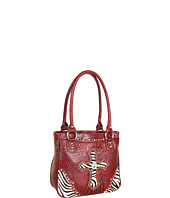Nocona - Animal Print Cross Shoulder Bag