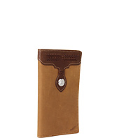 Nocona - Top Hand Double Lace w/ Concho Rodeo Wallet