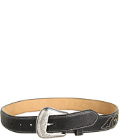 Nocona - Distressed Cutout Lizard Belt