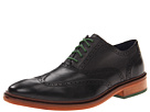 Cole Haan - Colton Winter Wing Ox (Black/Black Grain/Oak Green)