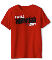 Under Armour Kids - Never Quit Tee (Little Kids/Big Kids)
