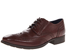 Cole Haan - Clayton Wingtip Ox (Chestnut) - Footwear