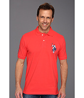 U.S. Polo Assn - Solid Polo with Tonal Pony