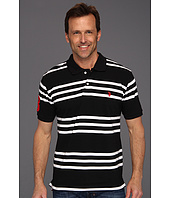 U.S. Polo Assn - Striped Polo with Small Pony
