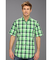 U.S. Polo Assn - Short Sleeve Woven Plaid Shirt