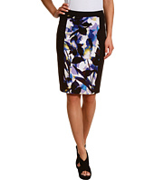 Calvin Klein - Printed Pencil Skirt