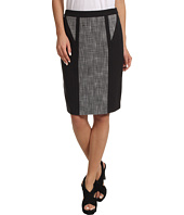 Calvin Klein - Graphic Tweed Pencil Skirt