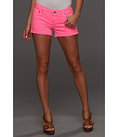 Big Star - Remy Fray Shorts in NEK Pink