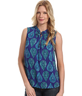Jones New York - Sleeveless Drawcord Blouse 25