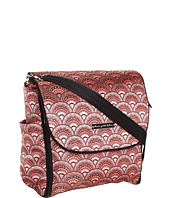 petunia pickle bottom - Brocade Boxy Backpack