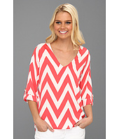 Brigitte Bailey - Lolla Chevron Blouse