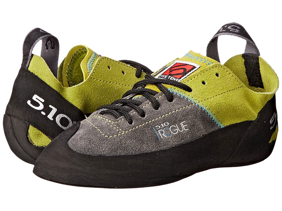 Five Ten - Rogue Lace (Neon Green/Charcoal) Mens Shoes
