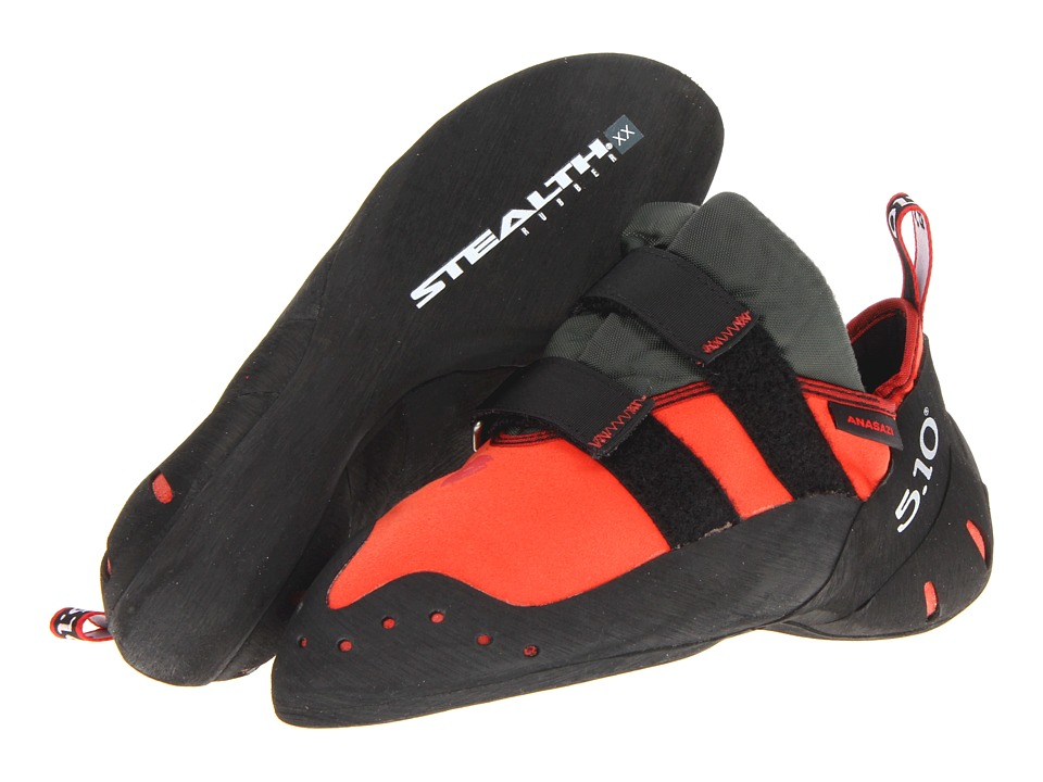 Five Ten Arrowhead Orange Crush 1 Mens Climbing Shoes