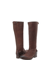 Frye - Melissa Lug Back Zip Tall