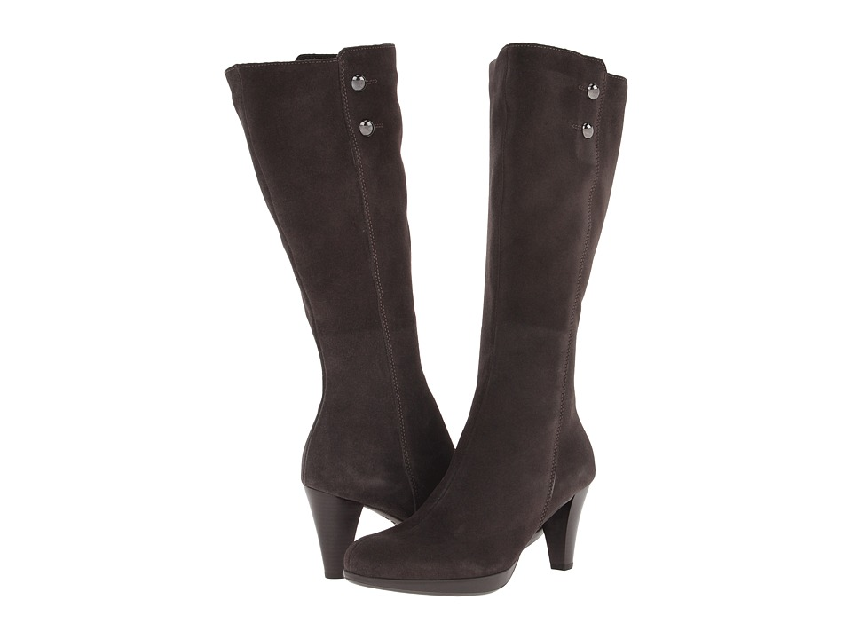 La Canadienne - Mazy (Moka Suede) Women