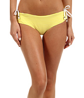 Vitamin A Silver Swimwear - Doheny Boycut Bottom