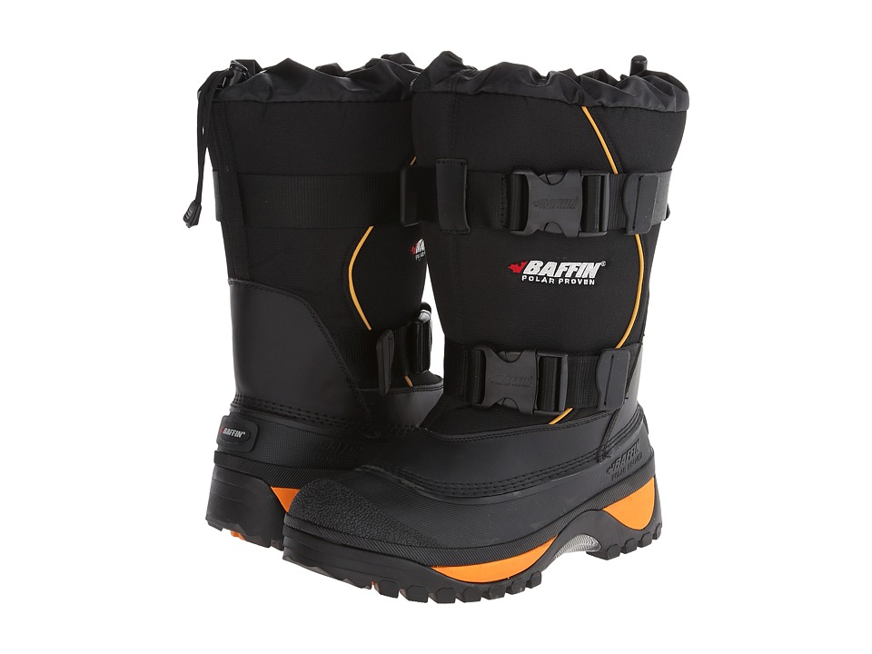 Baffin - Wolf (Black/Expedition Gold) Mens Cold Weather Boots
