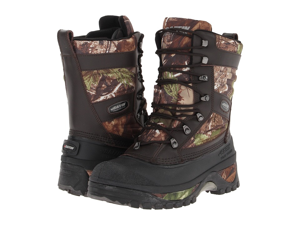 Baffin Crossfire (Realtree) Men's Cold Weather Boots