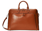 Lodis Accessories Audrey Brera Briefcase With Laptop Pocket (Toffee)