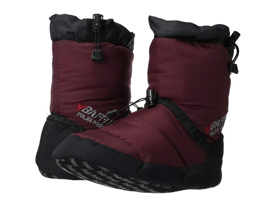 Baffin Base Camp Merlot Boots