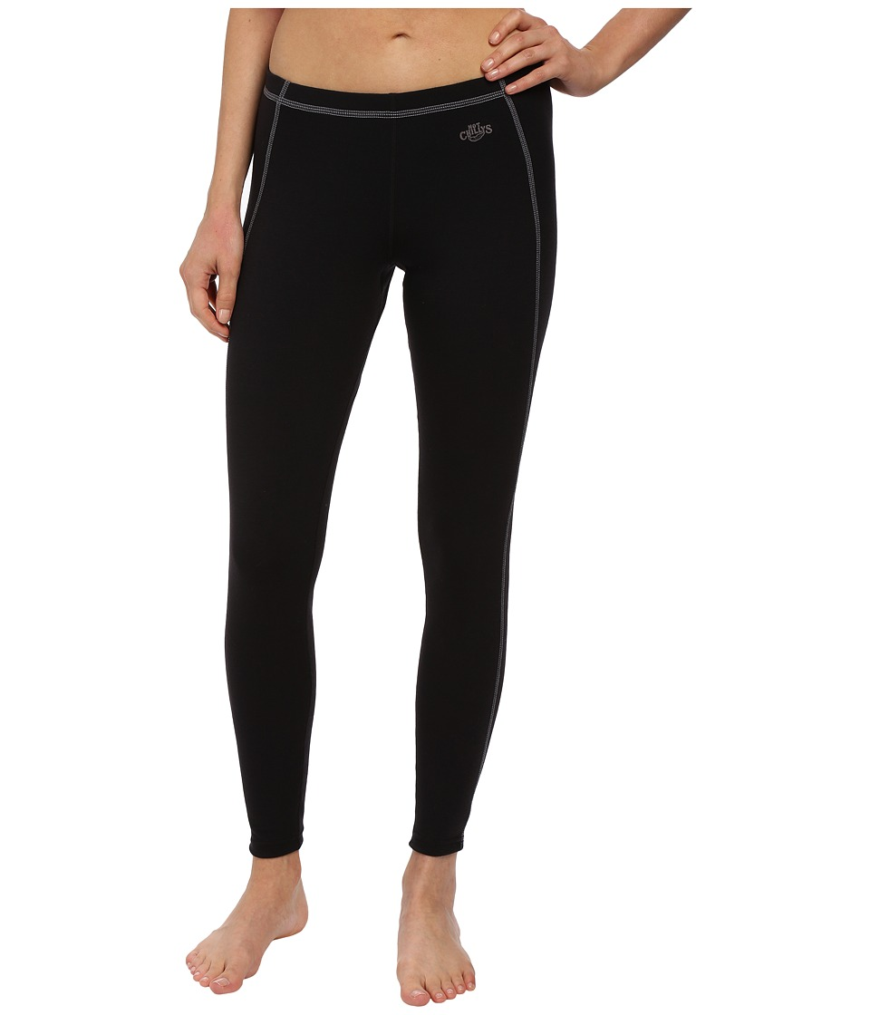 Hot Chillys - Mtf 4000 Ankle Tight (Black) Women's Outerwear