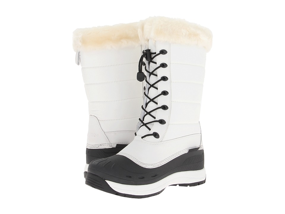 Baffin - Iceland (White 1) Womens Cold Weather Boots
