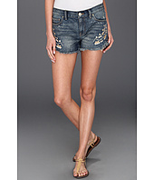 Free People - Tulum Embroidered Short