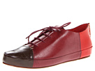 10 Crosby Derek Lam - Jo (Dark Brown/Burgundy) - Footwear
