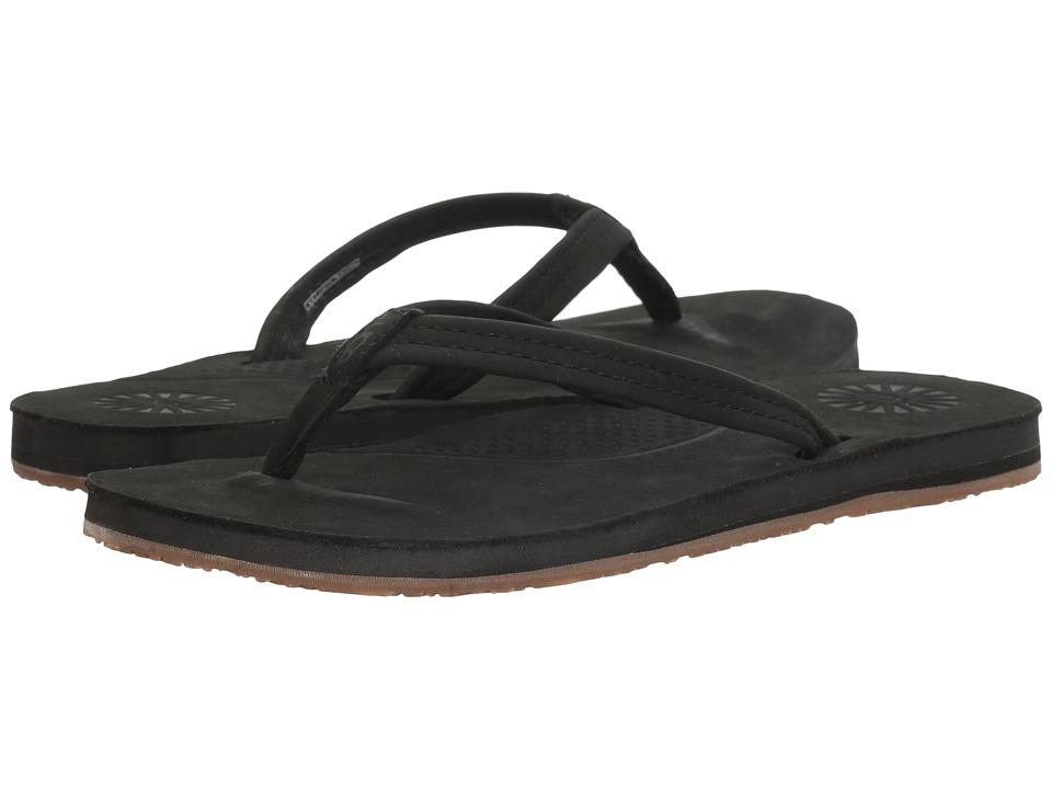 UGG Kayla (Black) Sandals