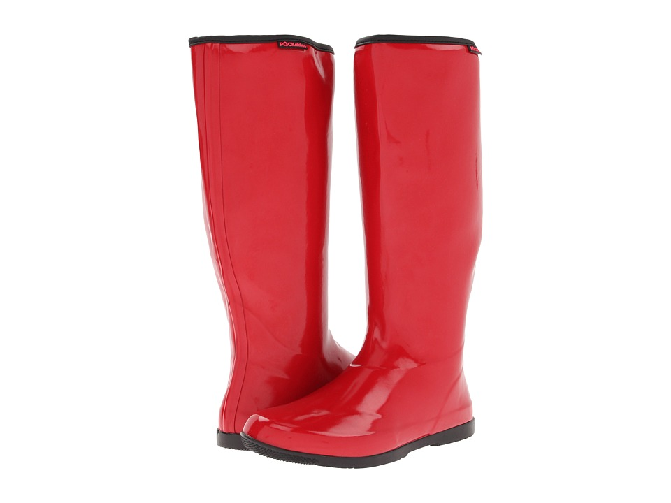 Baffin Packables Boot (Red) Women