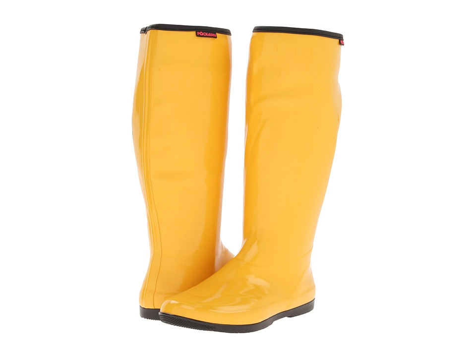 Baffin - Packables Boot (Yellow) Women