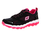 SKECHERS - Skech-Air (Black/Hot Pink) - Footwear