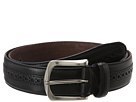 Cole Haan - Brogue Belt (Black) - Apparel